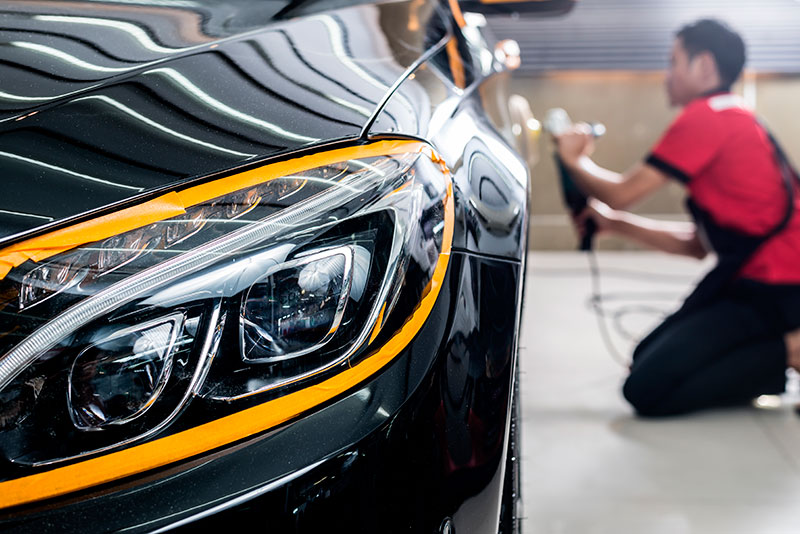 Exterior Car Paint Protection